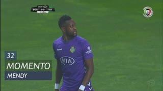Vitória FC, Jogada, Mendy aos 32'