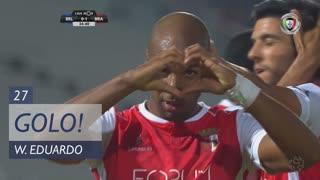 GOLO! SC Braga, Wilson Eduardo aos 27', Os Belenenses 0-1 SC Braga