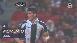 CD Nacional, Jogada, Júlio aos 41'