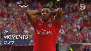 SL Benfica, Jogada, Salvio aos 36'