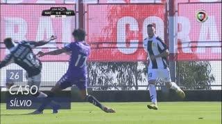 Vitória FC, Caso, Sílvio aos 26'