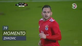SL Benfica, Jogada, Zivkovic aos 79'