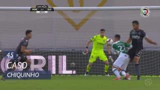 Moreirense FC, Caso, Chiquinho aos 45'