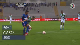 Moreirense FC, Caso, Bilel aos 90'+1'