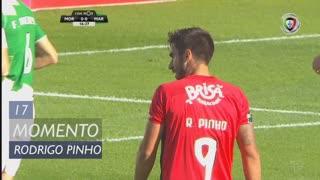 Marítimo M., Jogada, Rodrigo Pinho aos 17'