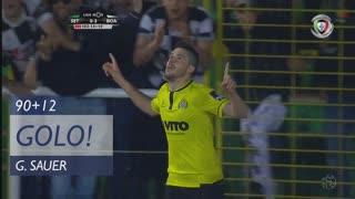 GOLO! Boavista FC, G. Sauer aos 90'+12', Vitória FC 0-3 Boavista FC