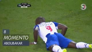 FC Porto, Jogada, Aboubakar aos 8'