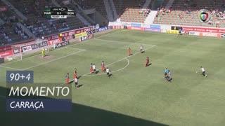 Boavista FC, Jogada, Carraça aos 90'+4'