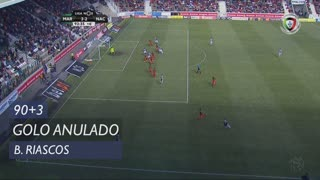 CD Nacional, Golo Anulado, B. Riascos aos 90'+3'