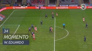 SC Braga, Jogada, Wilson Eduardo aos 34'