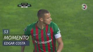 Marítimo M., Jogada, Edgar Costa aos 53'