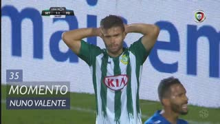 Vitória FC, Jogada, Nuno Valente aos 35'