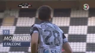 Boavista FC, Jogada, F. Falcone aos 71'