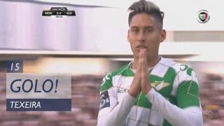 GOLO! Moreirense FC, Texeira aos 15', Moreirense FC 1-0 Vitória SC