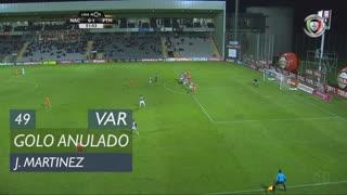Portimonense, Golo Anulado, Jackson Martínez aos 49'