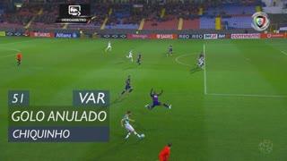 Moreirense FC, Golo Anulado, Chiquinho aos 51'