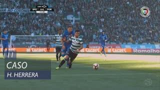 FC Porto, Caso, H. Herrera aos 11'