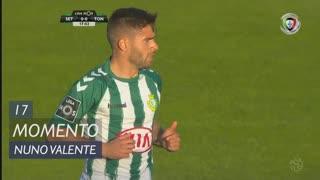 Vitória FC, Jogada, Nuno Valente aos 17'