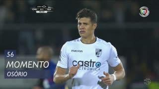 Vitória SC, Jogada, Osorio aos 56'