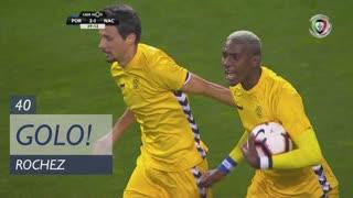 GOLO! CD Nacional, Rochez aos 40', FC Porto 2-1 CD Nacional