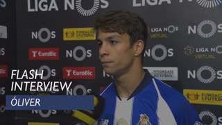 Liga (23ª): Flash Interview Óliver