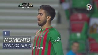 Marítimo M., Jogada, Rodrigo Pinho aos 1'