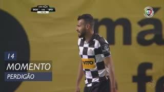 Boavista FC, Jogada, Perdigão aos 14'