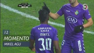 Vitória FC, Jogada, Mikel Agu aos 12'