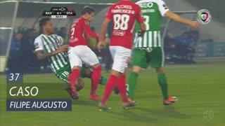 Rio Ave FC, Caso, Filipe Augusto aos 37'