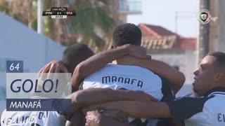 GOLO! Portimonense, Manafá aos 64', Portimonense 2-1 Santa Clara