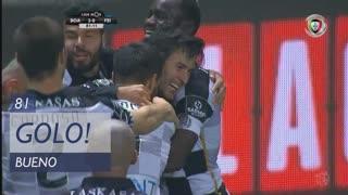GOLO! Boavista FC, Bueno aos 81', Boavista FC 2-0 CD Feirense