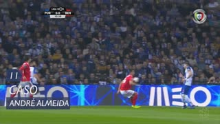 SL Benfica, Caso, André Almeida aos 11'
