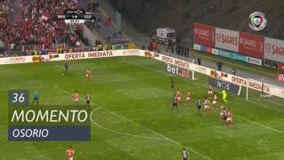 Vitória SC, Jogada, Osorio aos 36'