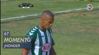 Vitória FC, Jogada, Jhonder aos 67'