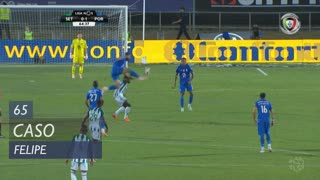 FC Porto, Caso, Felipe aos 65'