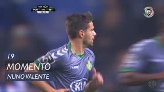 Vitória FC, Jogada, Nuno Valente aos 19'