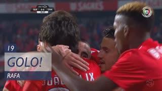 GOLO! SL Benfica, Rafa aos 19', SL Benfica 1-0 GD Chaves