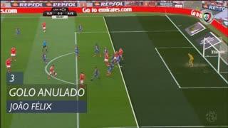 SL Benfica, Golo Anulado, João Félix aos 4'