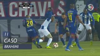 FC Porto, Caso, Brahimi aos 11'
