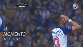 FC Porto, Jogada, Alex Telles aos 45'