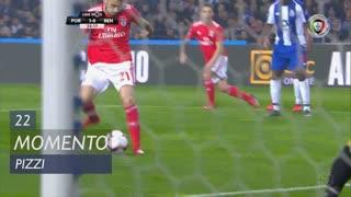 SL Benfica, Jogada, Pizzi aos 22'