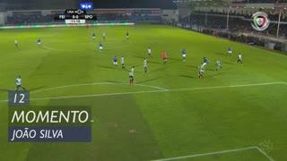CD Feirense, Jogada, João Silva aos 12'