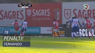 FC Porto, Penálti, Fernando aos 78'