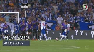FC Porto, Jogada, Alex Telles aos 87'