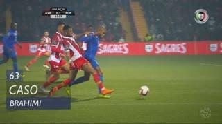 FC Porto, Caso, Brahimi aos 63'