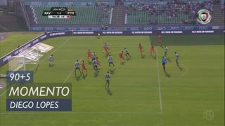 Rio Ave FC, Jogada, Diego Lopes aos 90'+5'