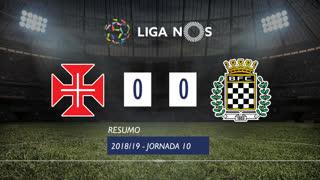 Liga NOS (10ªJ): Resumo Os Belenenses 0-0 Boavista FC