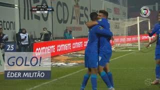 GOLO! FC Porto, Éder Militão aos 25', CD Aves 0-1 FC Porto
