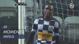Boavista FC, Jogada, Mateus aos 20'