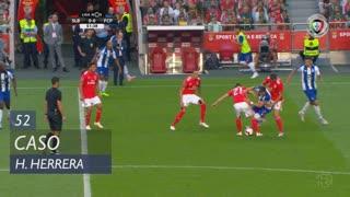 FC Porto, Caso, H. Herrera aos 52'
